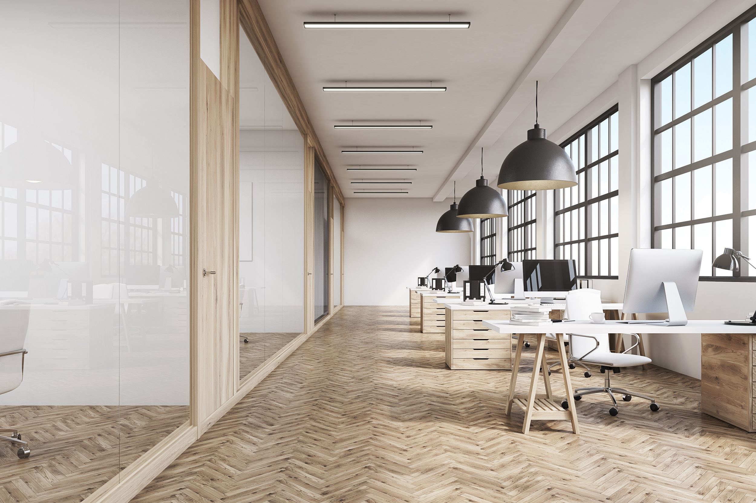 Proč mají kanceláře smysl i pro start-upy a začínající podnikatele?