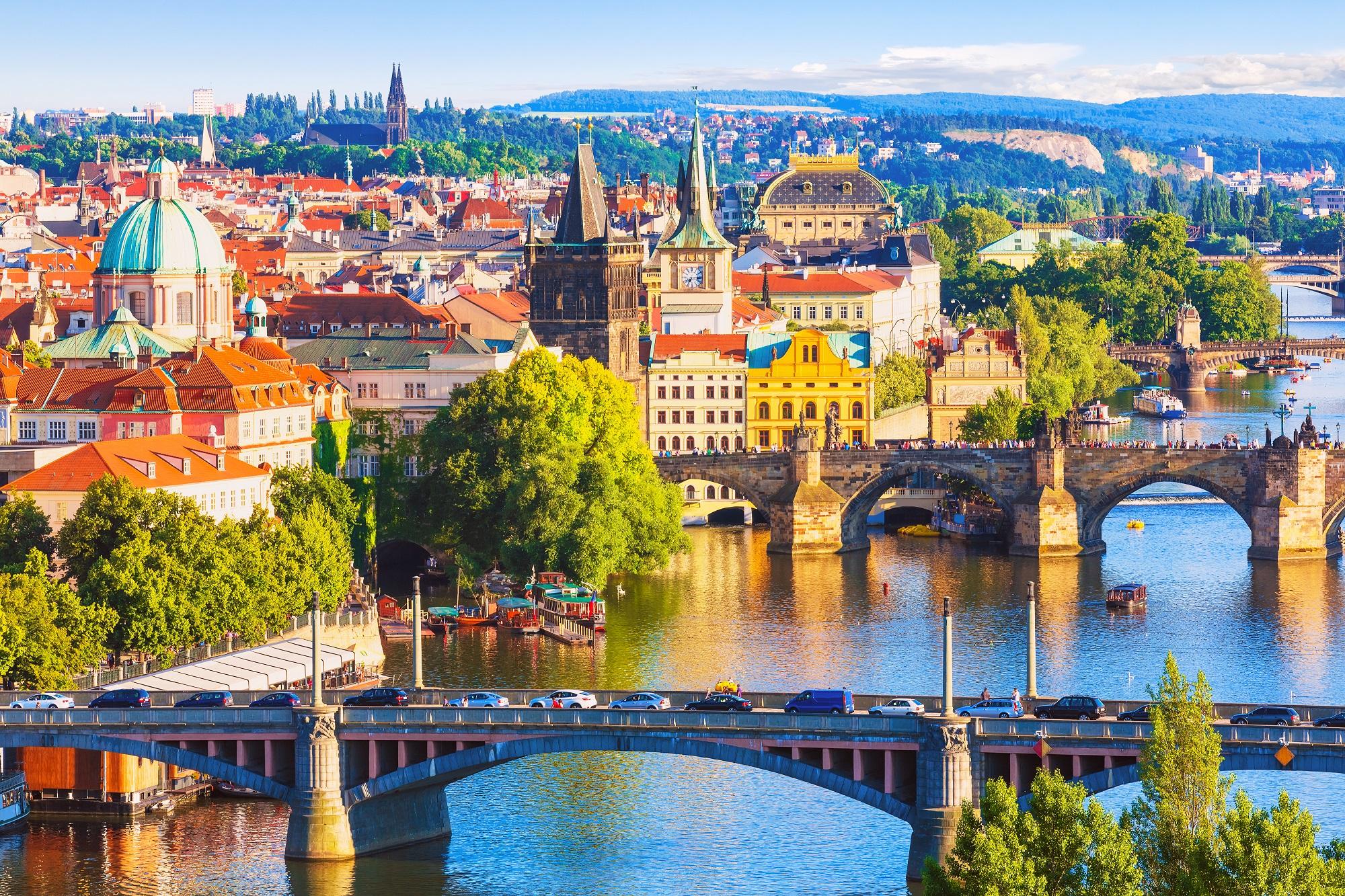 Praha pod mikroskopem: Pátrací hra přibližuje město novou optikou