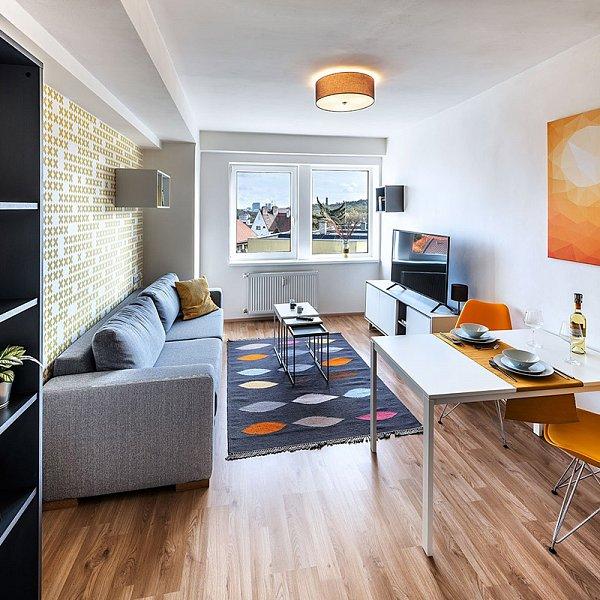 Startovací bydlení v Praze. Nyní je dostupnější než předtím