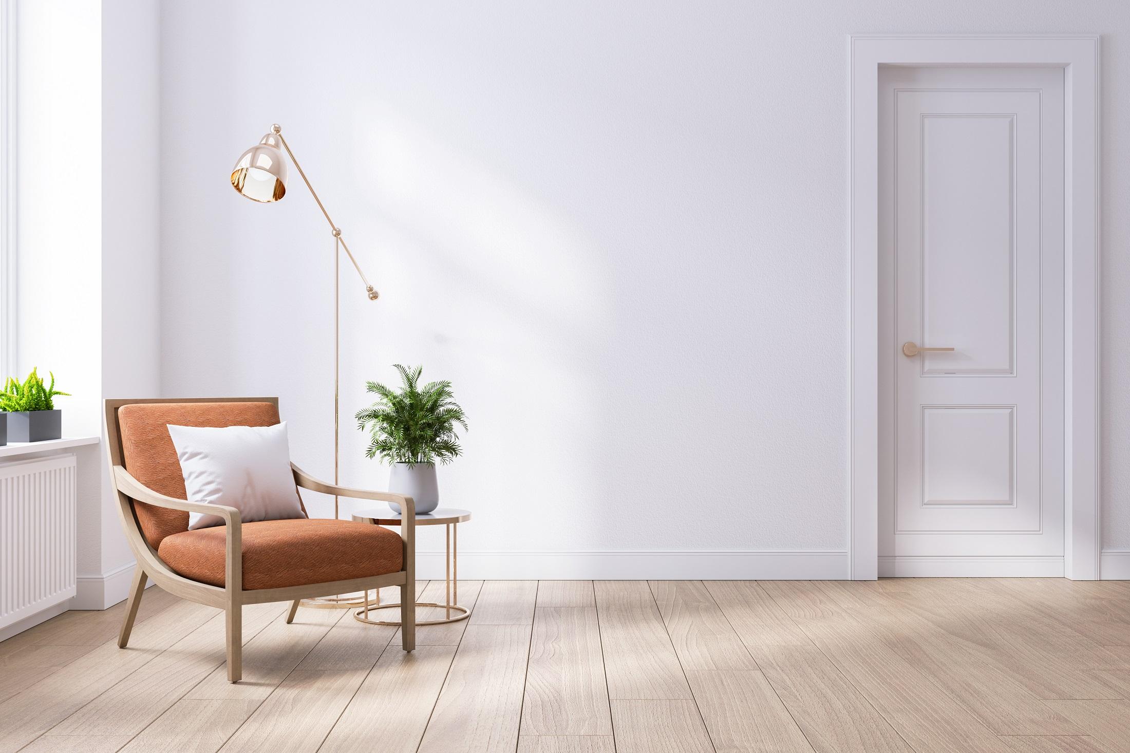 Minimalismus v bytě: Krása jednoduchosti