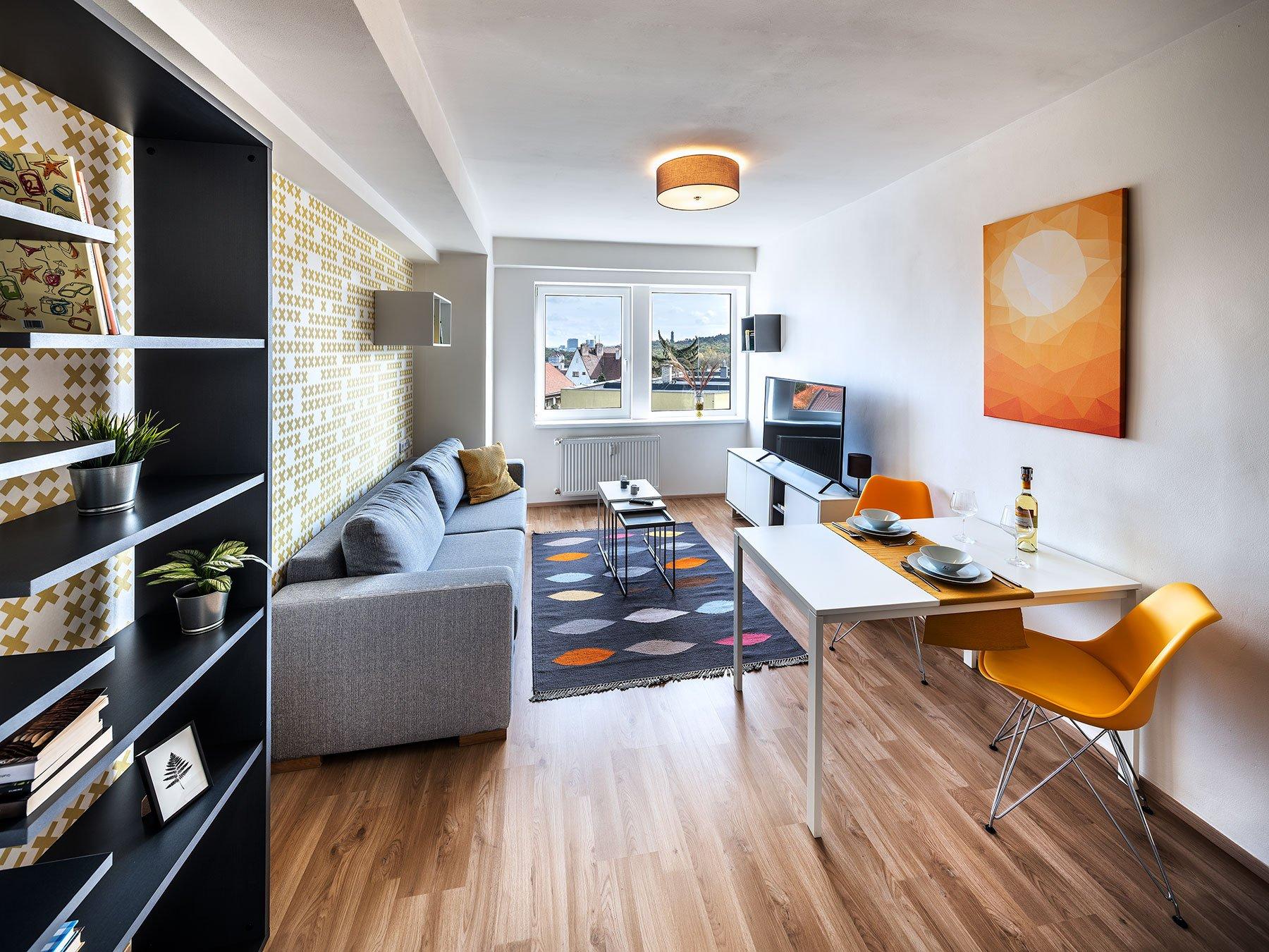 Malé byty jsou v Česku žádané. Souvisí to s fenoménem singles a mingles