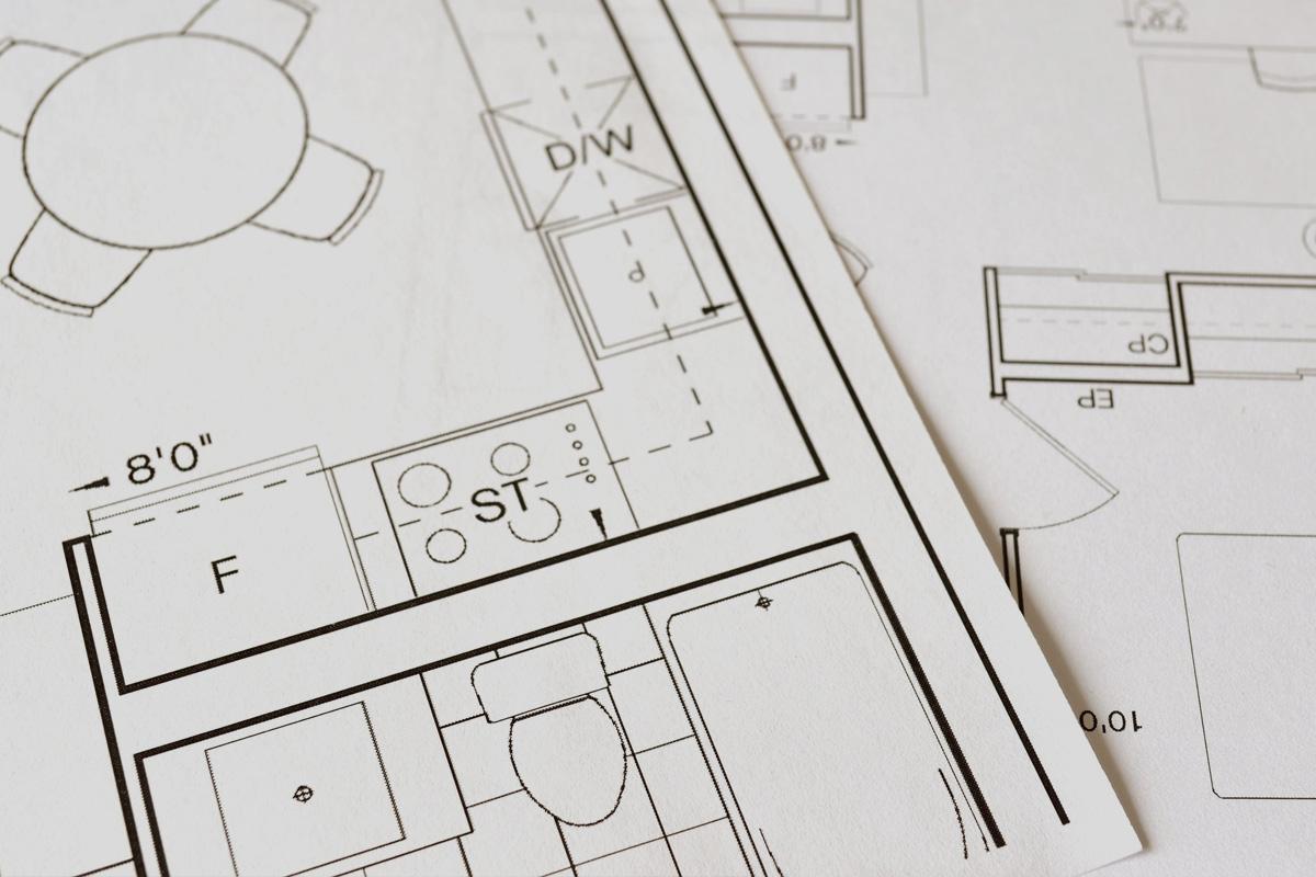 Zajištění půdorysů domu ve spoluvlastnictví