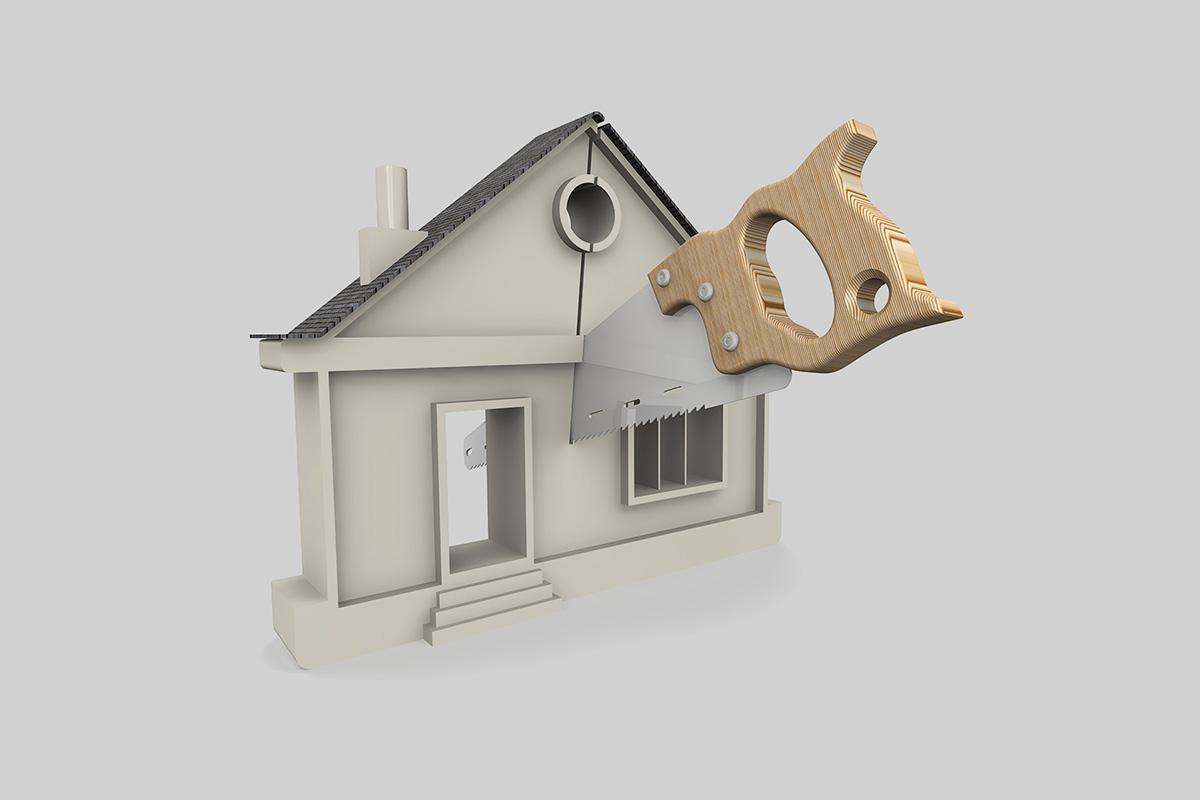 Prodej podílů bytového domu