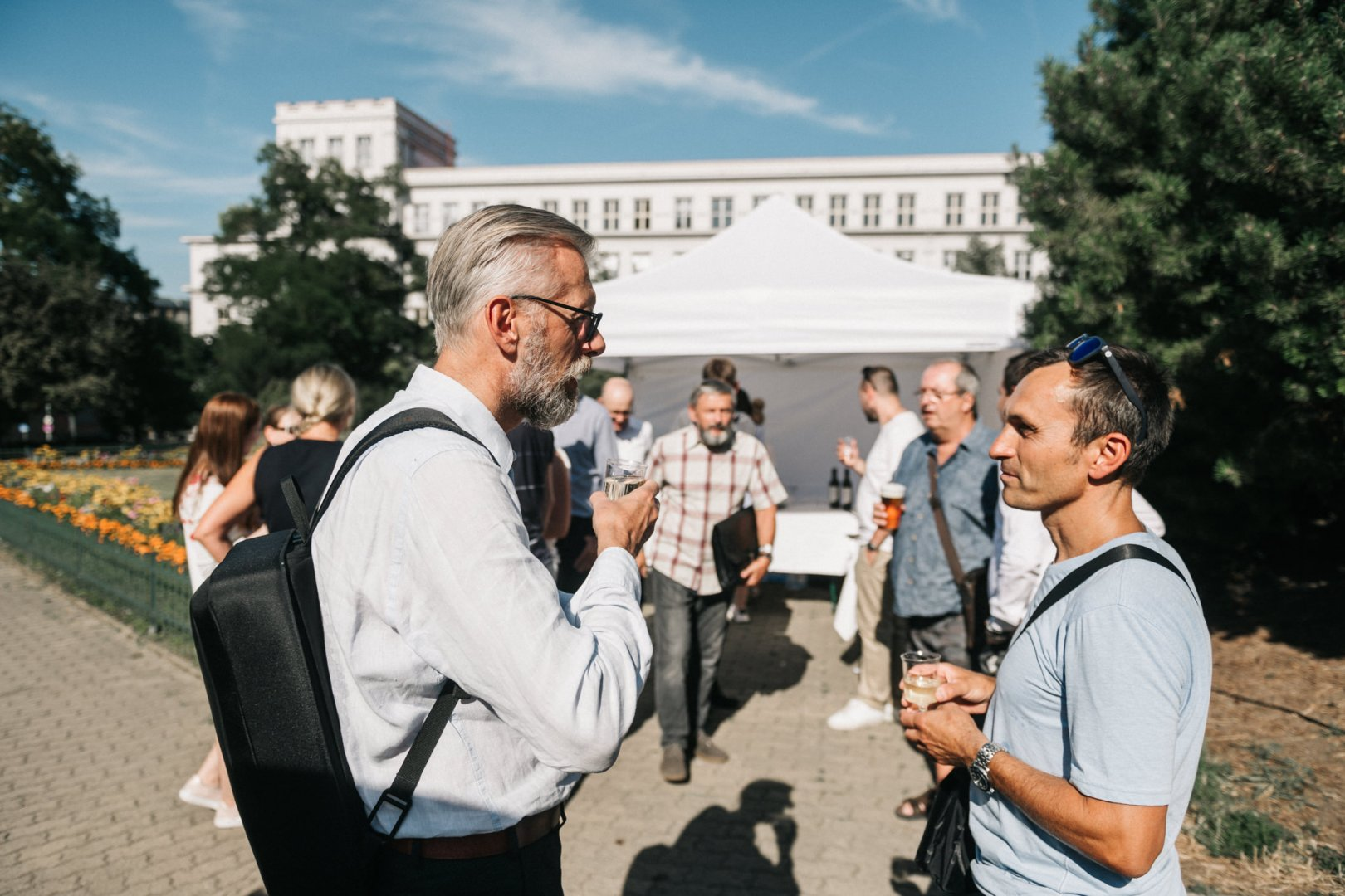 Meeting of owners on Žižka square 24/7/2019