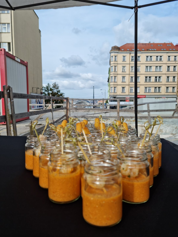 Meeting of property owners in Vinohradská September 22, 2021
