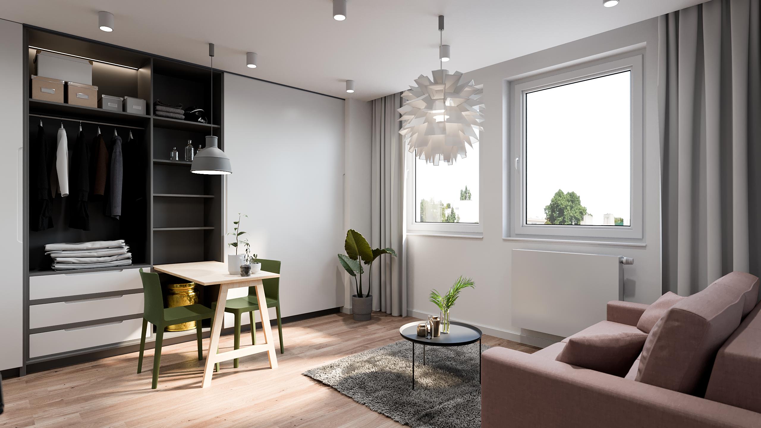 Startovací bydlení: Projekty v Malvazinkách a Vinohradech