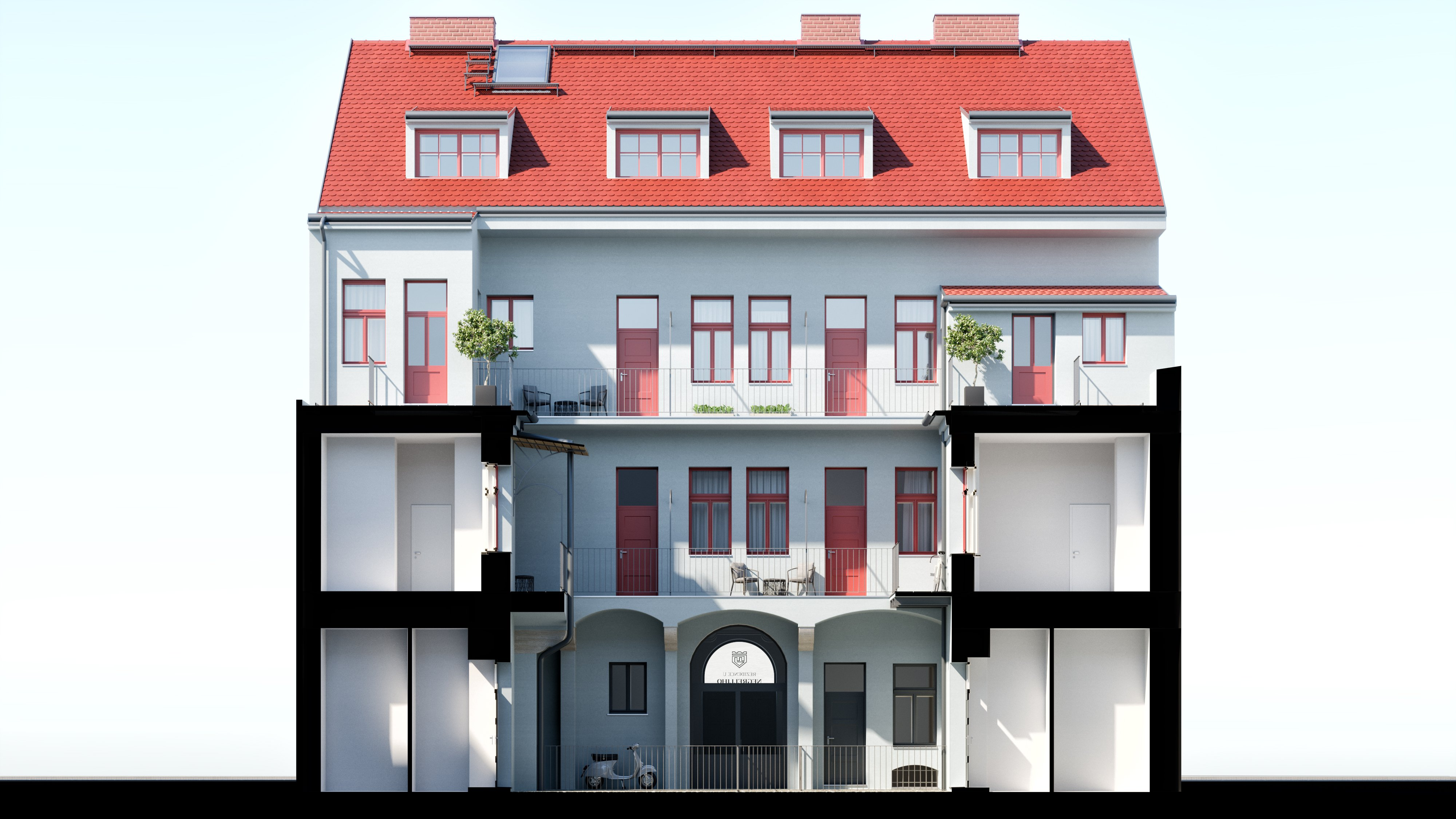 Rezidence U Negrelliho
