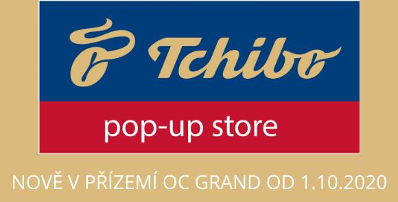 Tchibo v OC GRAND