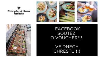 Soutěž na facebooku