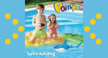 POMPO Letní katalog