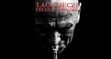Jazzový koncert Laco Deczi