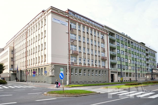 Kanceláře vcentru města Pernerova, Pardubice - 13/13