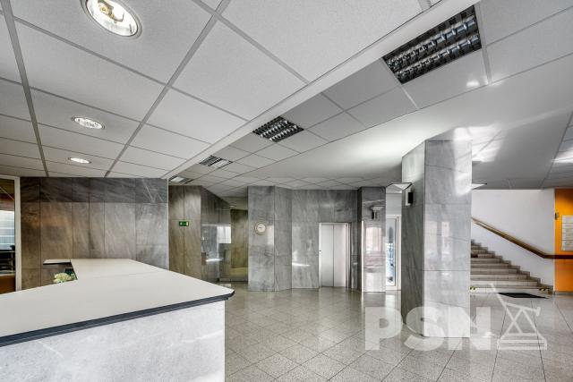 Kanceláře vcentru města Pernerova, Pardubice