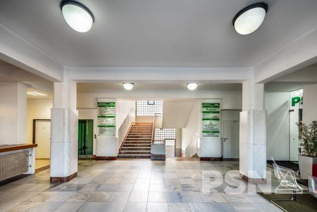 Kanceláře vcentru města Sukova třída 1556, Pardubice