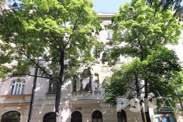 Pronájem bytu 3+1 Praha 8, Křižíkova 117, Karlín
