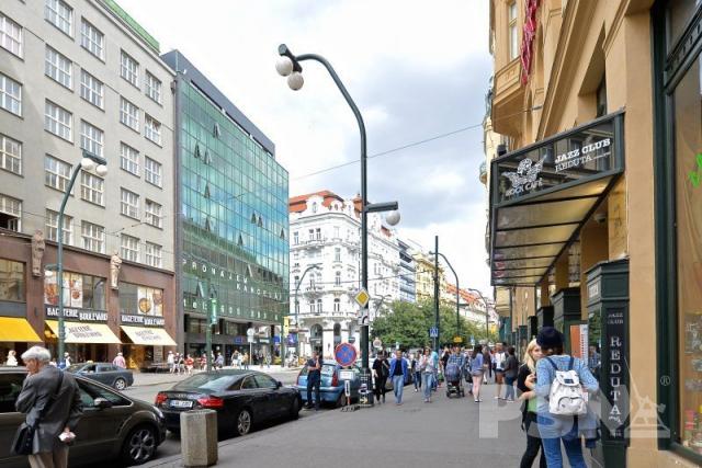 Obchodní prostory Praha1 - Staré město, ul. NaPerštýně