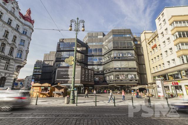 Pronájem garážových stání vKotvě Revoluční, Praha1 - Staré město