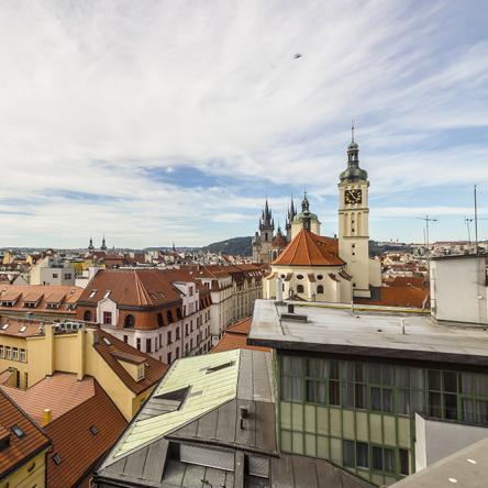 Fitness centrum 2017 Revoluční, Praha1 - Staré město
