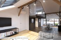 Mezonetový byt 3+kk/2T 113,9 m2