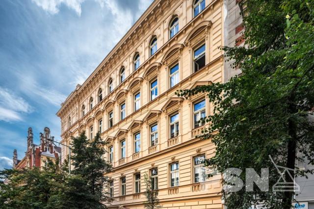 Pronájem kanceláře Blanická 25, Praha 2 - Vinohrady