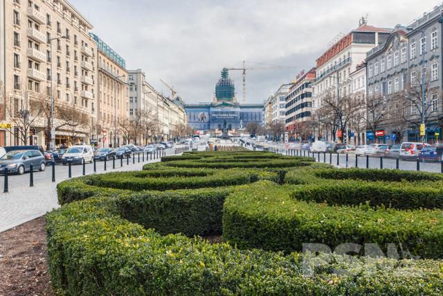 Obchodní prostor Václavské nám. 804/58, Praha 1 - Nové Město