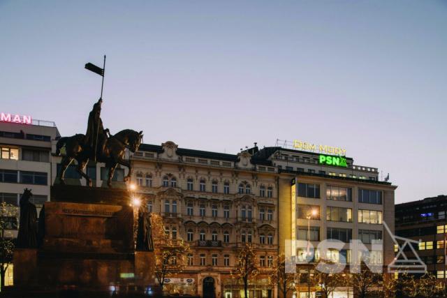 Kancelářské prostory Václavské náměstí 58, Praha 1 - Nové Město