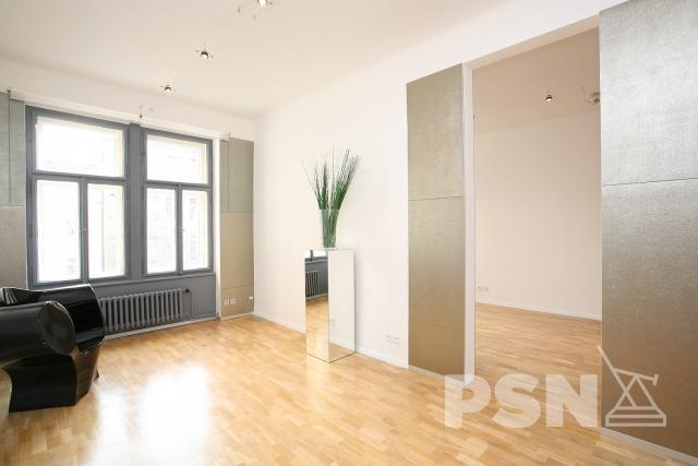 Pronájem bytu 3+1 naPraze2 Malá Štěpánská 9, Praha2 - Nové Město