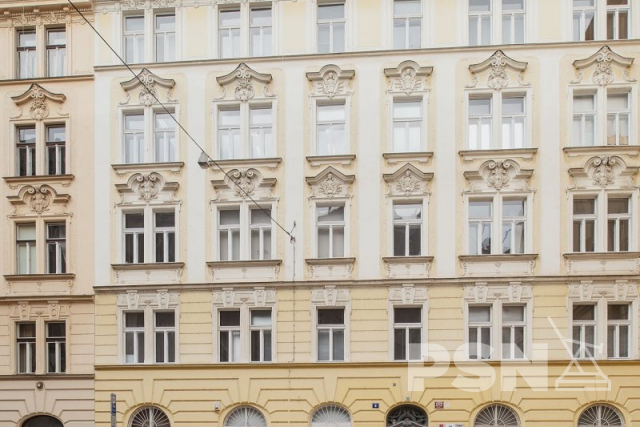 Kancelářské prostory naPraze2 Malá Štěpánská 9, Praha 2 - Nové Město
