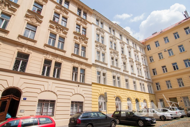 Kancelář Malá Štěpánská, Praha2 - Nové Město