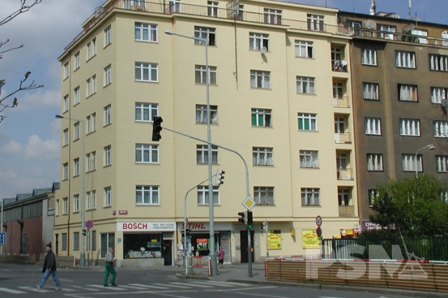 Nebytový prostor Praha 7 - Holešovice, ul. Ortenovo náměstí - 4/5