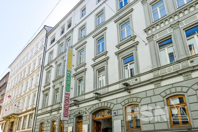Kanceláře Krakovská 583/9, 110 00 Praha-Nové Město, Czechia