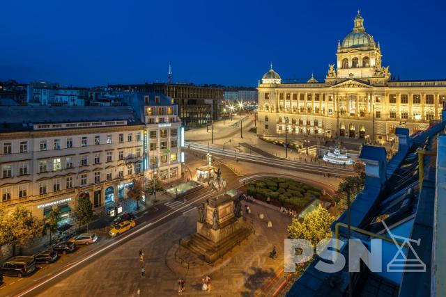 Offices Václavské nám. 804/58, Praha 1 - Nové Město