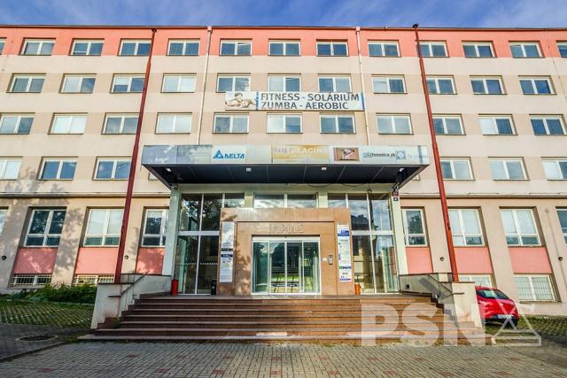 Office Prague 10 - Vršovice, Litevská street - 2/8