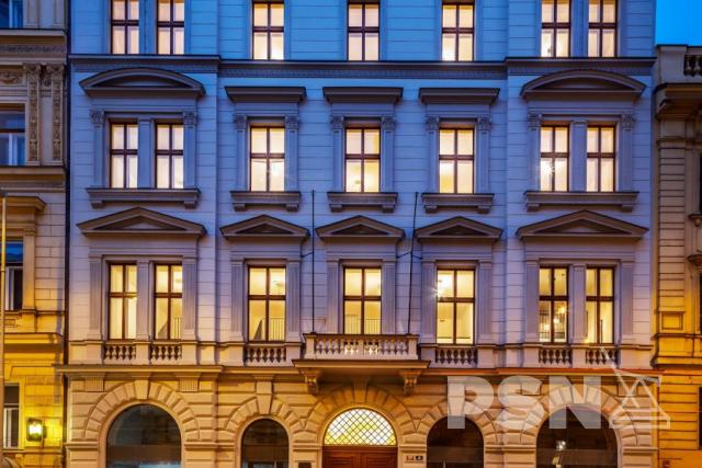 Byt 1+kk Praha1 - Nové město, ul. Opletalova 1566/30