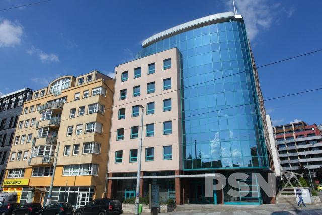 Kanceláře Sokolovská 215, Praha 9 - Vysočany