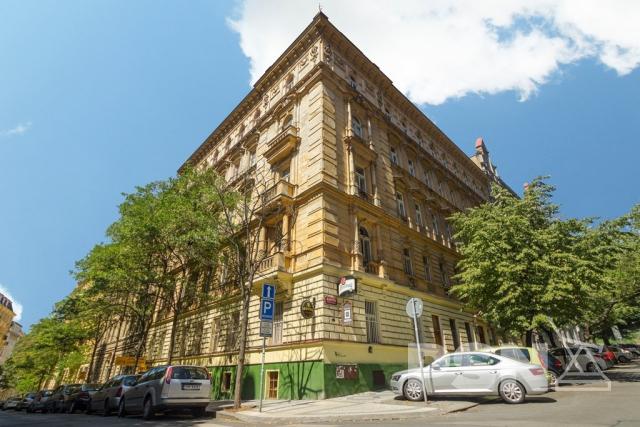 Kancelář ul. Blanická, Praha2 - Vinohrady
