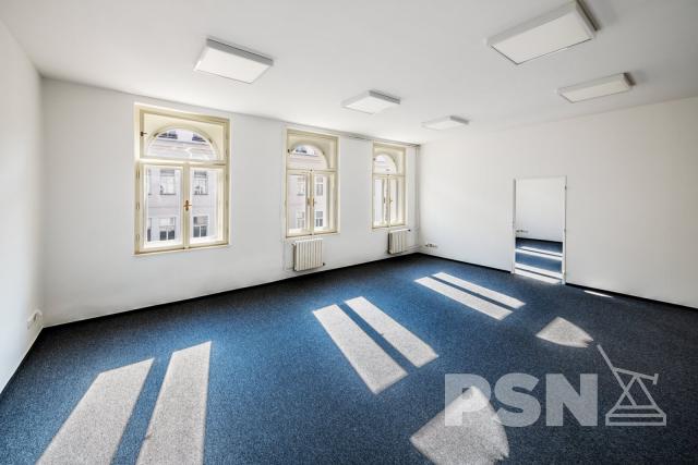 Pronájem kanceláře naVinohradech Blanická 25, Praha 2