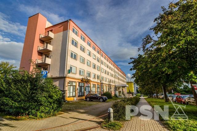 Obchodní prostory o celkové ploše 350 m² - 1/7