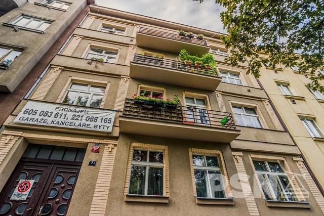Pronájem bytu naPraze4 Jaurisova 7, Praha4 - Nusle
