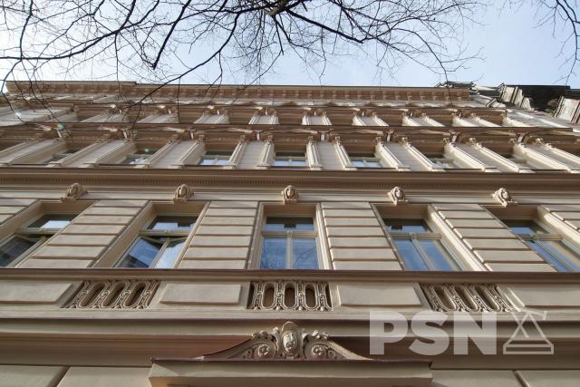 Kancelář Blanická 25, Praha 2 - Vinohrady
