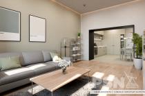 Rozestavěný byt 1+1 40,5 m2