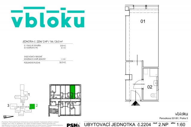 Peroutkova 81 - 10/18