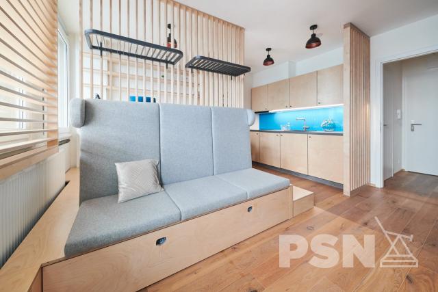 accommodation unit Perucká 2483/9 - 37/39
