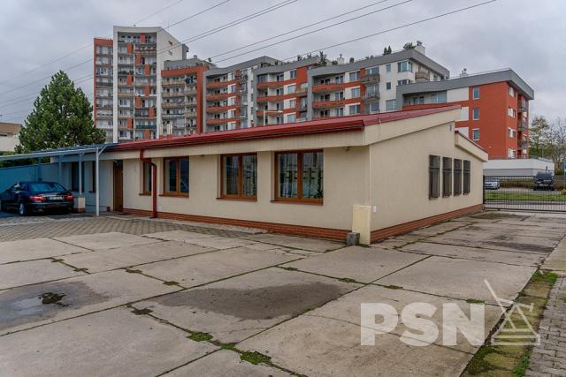 Pronájem kanceláře naPraze9 Nademlejnská 683/5, 198 00 Praha9-Hloubětín