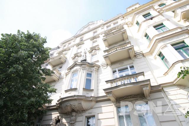 Kancelářské prostory Kodaňská 25, Praha10-Vršovice