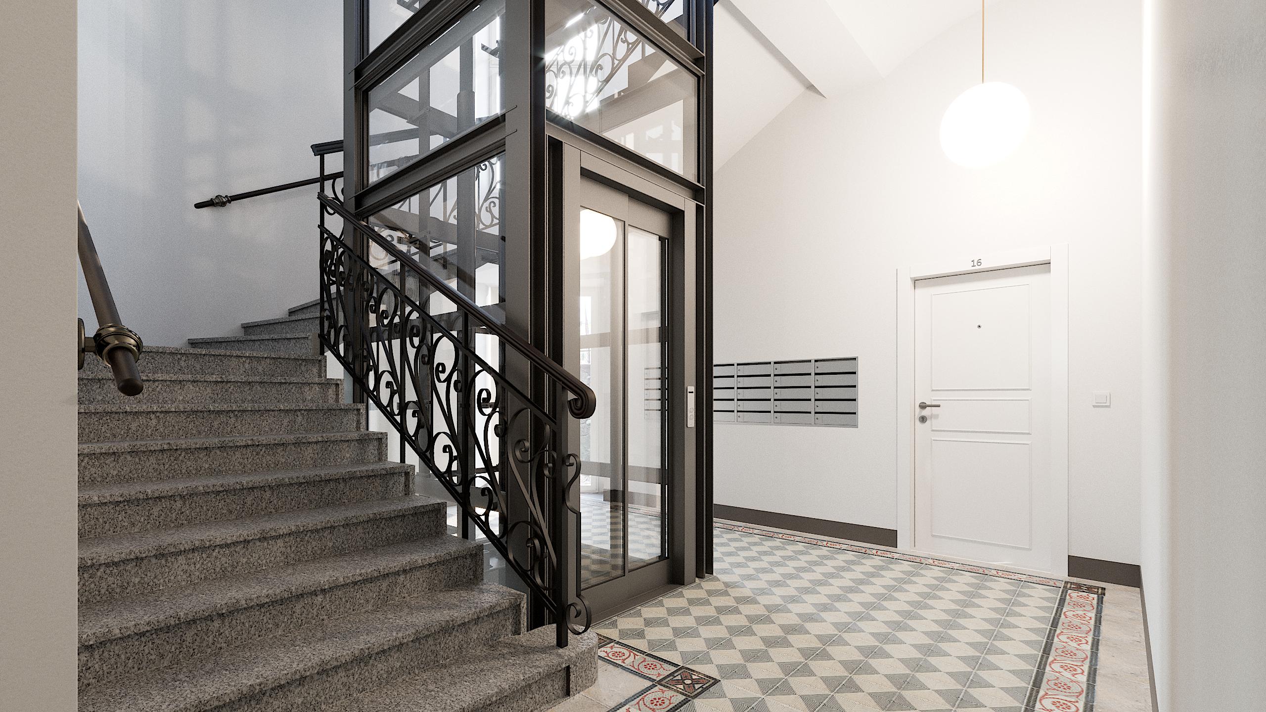 Rezidence U Prokopa - BYT Č.