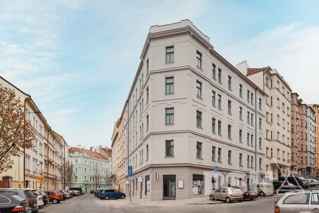 Bytová jednotka - white wall Bořivojova 1049/57, Praha 3 - Žižkov