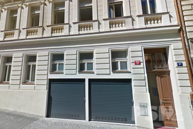 Parkovací stání - zakladač Baranova 674/27, Praha3-Žižkov