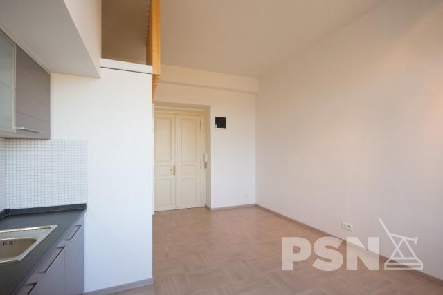Pronájem bytu 1+kk U Akademie 283/1, 170 00 Praha7