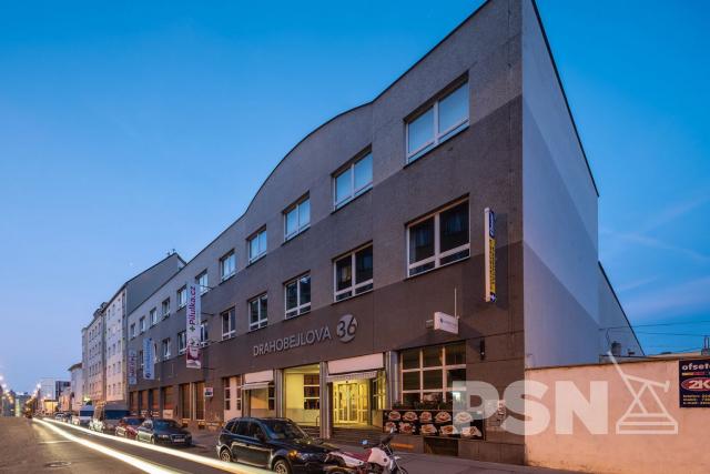 Obchodní prostory Drahobejlova 36, Praha 8